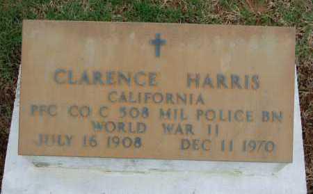 HARRIS (VETERAN WWII), CLARENCE - Greene County, Arkansas | CLARENCE HARRIS (VETERAN WWII) - Arkansas Gravestone Photos