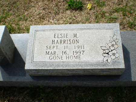 HARRISON, ELSIE M - Greene County, Arkansas | ELSIE M HARRISON - Arkansas Gravestone Photos