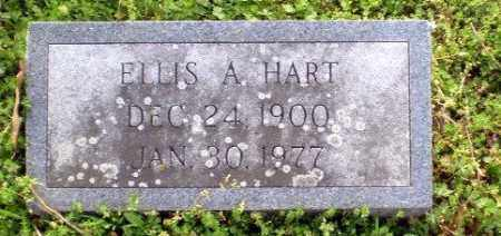 HART, ELLIS A - Greene County, Arkansas | ELLIS A HART - Arkansas Gravestone Photos