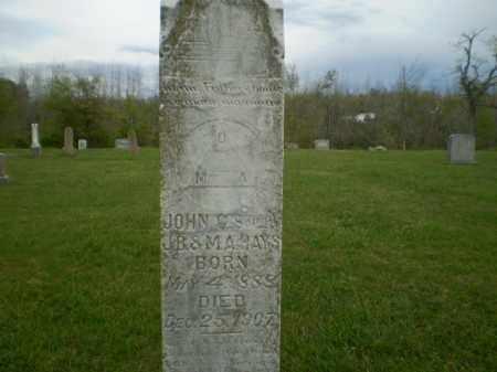 HAYS, JOHN C - Greene County, Arkansas   JOHN C HAYS - Arkansas Gravestone Photos