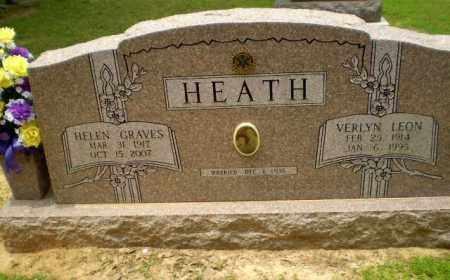 HEATH, HELAN - Greene County, Arkansas | HELAN HEATH - Arkansas Gravestone Photos
