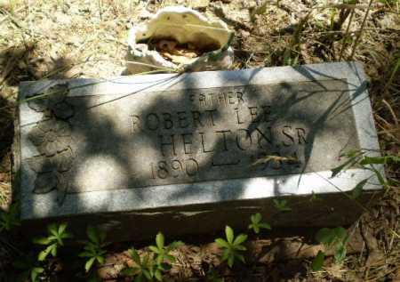 HELTON, SR, ROBERT LEE - Greene County, Arkansas | ROBERT LEE HELTON, SR - Arkansas Gravestone Photos