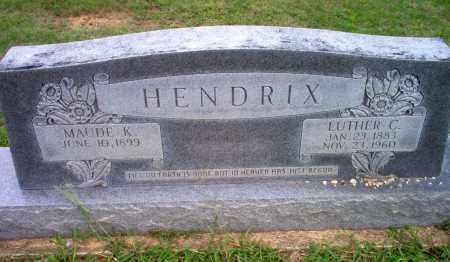 HENDRIX, MAUDE K - Greene County, Arkansas | MAUDE K HENDRIX - Arkansas Gravestone Photos