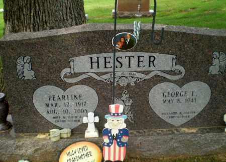 HESTER, PEARLINE - Greene County, Arkansas   PEARLINE HESTER - Arkansas Gravestone Photos