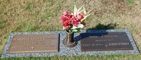 HIGGINS (VETERAN WWII), CLARENCE EDGAR - Greene County, Arkansas | CLARENCE EDGAR HIGGINS (VETERAN WWII) - Arkansas Gravestone Photos