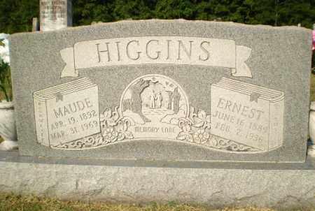 HIGGINS, MAUDE - Greene County, Arkansas | MAUDE HIGGINS - Arkansas Gravestone Photos