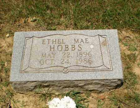 HOBBS, ETHEL MAE - Greene County, Arkansas | ETHEL MAE HOBBS - Arkansas Gravestone Photos