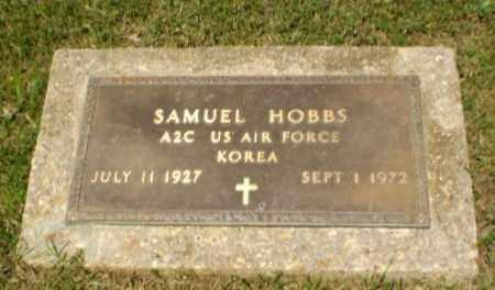 HOBBS (VETERAN KOR), SAMUEL - Greene County, Arkansas | SAMUEL HOBBS (VETERAN KOR) - Arkansas Gravestone Photos