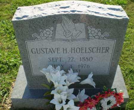 HOELSCHER, GUSTAVE H - Greene County, Arkansas   GUSTAVE H HOELSCHER - Arkansas Gravestone Photos