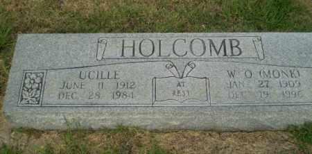 HOLCOMB, UCILLE - Greene County, Arkansas | UCILLE HOLCOMB - Arkansas Gravestone Photos