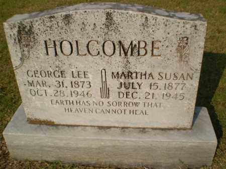 HOLCOMBE, GEORGE LEE - Greene County, Arkansas   GEORGE LEE HOLCOMBE - Arkansas Gravestone Photos