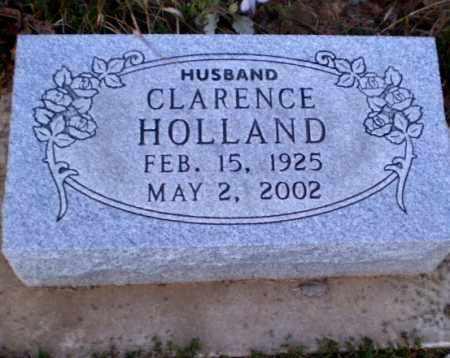 HOLLAND, CLARENCE - Greene County, Arkansas   CLARENCE HOLLAND - Arkansas Gravestone Photos