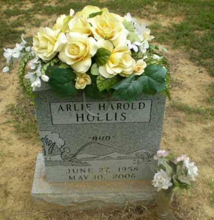 "HOLLIS, ARLIE HAROLD ""BUD"" - Greene County, Arkansas   ARLIE HAROLD ""BUD"" HOLLIS - Arkansas Gravestone Photos"