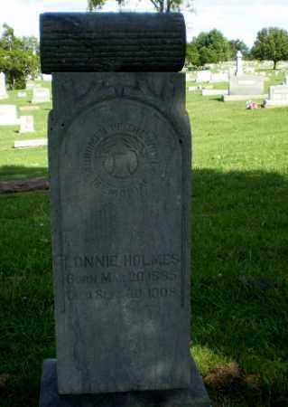 HOLMES, LONNIE - Greene County, Arkansas   LONNIE HOLMES - Arkansas Gravestone Photos