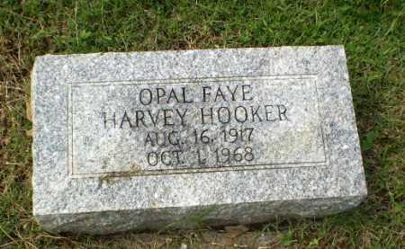 HOOKER, OPAL FAYE - Greene County, Arkansas | OPAL FAYE HOOKER - Arkansas Gravestone Photos