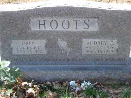 HOOTS, OREN - Greene County, Arkansas | OREN HOOTS - Arkansas Gravestone Photos