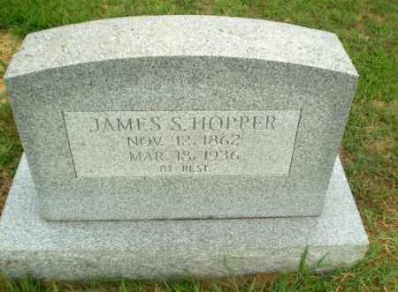 HOPPER, JAMES S - Greene County, Arkansas | JAMES S HOPPER - Arkansas Gravestone Photos