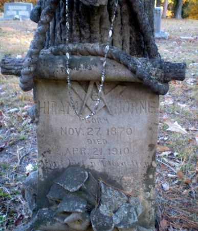 HORNE, HIRAM - Greene County, Arkansas   HIRAM HORNE - Arkansas Gravestone Photos