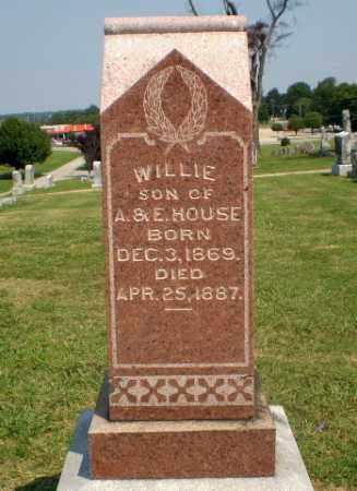 HOUSE, WILLIE - Greene County, Arkansas   WILLIE HOUSE - Arkansas Gravestone Photos