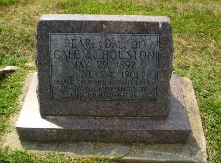 HOUSTON, PEARL - Greene County, Arkansas   PEARL HOUSTON - Arkansas Gravestone Photos