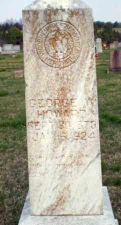 HOWARD, GEORGE - Greene County, Arkansas | GEORGE HOWARD - Arkansas Gravestone Photos