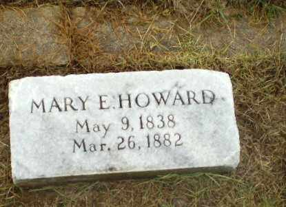HOWARD, MARY E - Greene County, Arkansas | MARY E HOWARD - Arkansas Gravestone Photos