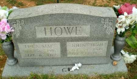HOWE, JOHN ALZIE - Greene County, Arkansas | JOHN ALZIE HOWE - Arkansas Gravestone Photos