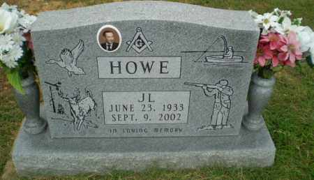 HOWE, J.L. - Greene County, Arkansas | J.L. HOWE - Arkansas Gravestone Photos