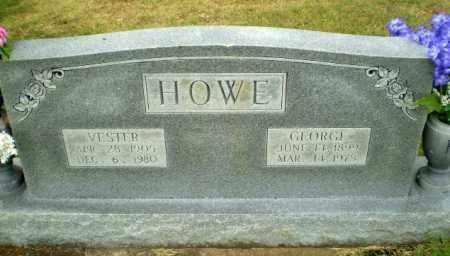 HOWE, GEORGE - Greene County, Arkansas | GEORGE HOWE - Arkansas Gravestone Photos