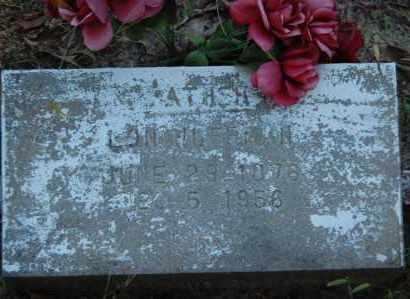 HUFFMAN, LON (ALONZO) - Greene County, Arkansas | LON (ALONZO) HUFFMAN - Arkansas Gravestone Photos