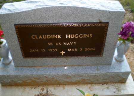 HUGGINS (VETERAN), CLAUDINE - Greene County, Arkansas | CLAUDINE HUGGINS (VETERAN) - Arkansas Gravestone Photos