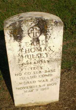 HULSEY  (VETERAN WWII), EARL THOMAS - Greene County, Arkansas | EARL THOMAS HULSEY  (VETERAN WWII) - Arkansas Gravestone Photos