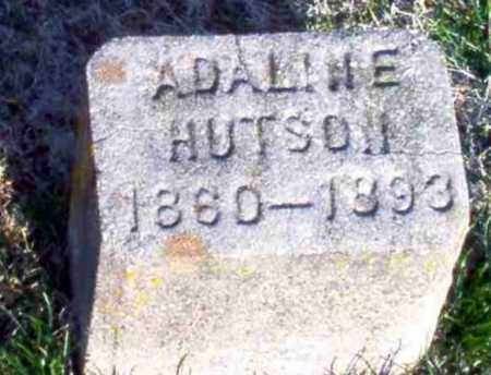 HUTSON, ADALINE - Greene County, Arkansas   ADALINE HUTSON - Arkansas Gravestone Photos