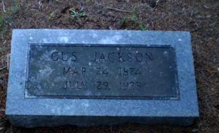 JACKSON, GUS - Greene County, Arkansas | GUS JACKSON - Arkansas Gravestone Photos