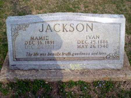 JACKSON, MAMIE - Greene County, Arkansas | MAMIE JACKSON - Arkansas Gravestone Photos