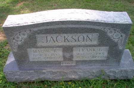 JACKSON, MAUDE K - Greene County, Arkansas | MAUDE K JACKSON - Arkansas Gravestone Photos
