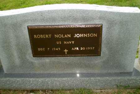 JOHNSON  (VETERAN), ROBERT NOLAN - Greene County, Arkansas | ROBERT NOLAN JOHNSON  (VETERAN) - Arkansas Gravestone Photos