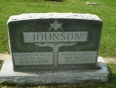 JOHNSON, PAIRLEE C - Greene County, Arkansas | PAIRLEE C JOHNSON - Arkansas Gravestone Photos