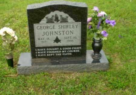 JOHNSTON, GEORGE S. - Greene County, Arkansas   GEORGE S. JOHNSTON - Arkansas Gravestone Photos