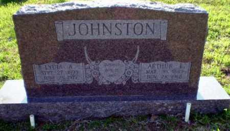 JOHNSTON, LYDIA A. - Greene County, Arkansas | LYDIA A. JOHNSTON - Arkansas Gravestone Photos