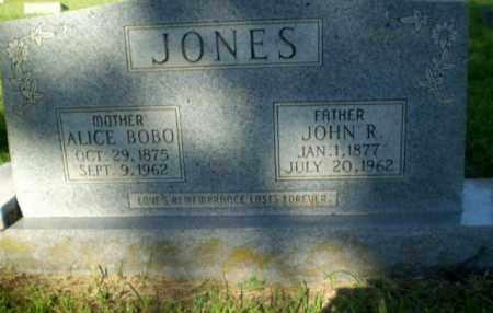 BOBO JONES, ALICE - Greene County, Arkansas | ALICE BOBO JONES - Arkansas Gravestone Photos