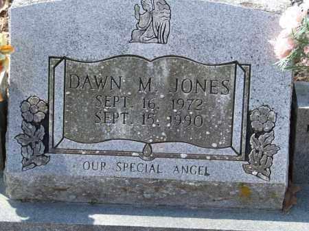 JONES, DAWN M. - Greene County, Arkansas | DAWN M. JONES - Arkansas Gravestone Photos