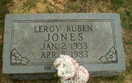 JONES, LEROY RUBEN - Greene County, Arkansas   LEROY RUBEN JONES - Arkansas Gravestone Photos