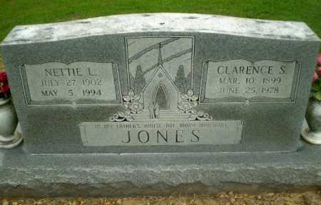 JONES, CLARENCE S - Greene County, Arkansas | CLARENCE S JONES - Arkansas Gravestone Photos