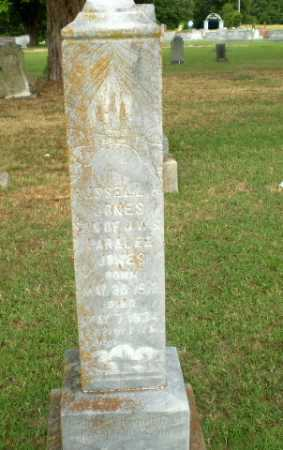 JONES, RUSSELL H - Greene County, Arkansas | RUSSELL H JONES - Arkansas Gravestone Photos