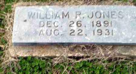 JONES, WILLIAM R. - Greene County, Arkansas | WILLIAM R. JONES - Arkansas Gravestone Photos