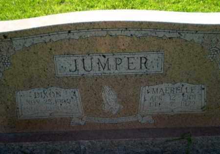 JUMPER, DIXON - Greene County, Arkansas | DIXON JUMPER - Arkansas Gravestone Photos