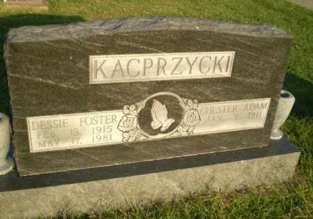 KACPRZYCKI, DESSIE - Greene County, Arkansas   DESSIE KACPRZYCKI - Arkansas Gravestone Photos