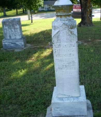 PANHORST KAPPELLMANN, KATHARINA - Greene County, Arkansas | KATHARINA PANHORST KAPPELLMANN - Arkansas Gravestone Photos