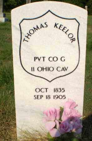 KEELOR (VETERAN UNION), THOMAS - Greene County, Arkansas | THOMAS KEELOR (VETERAN UNION) - Arkansas Gravestone Photos